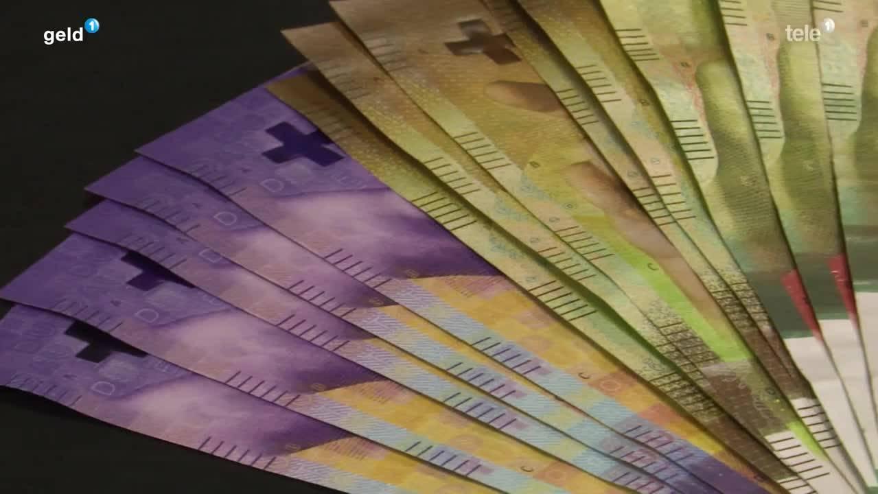 GeldBanknotenSchweizSNB