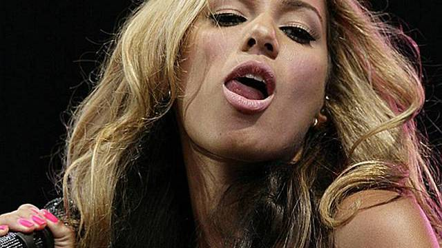 Pokerface Leona Lewis (Archiv)