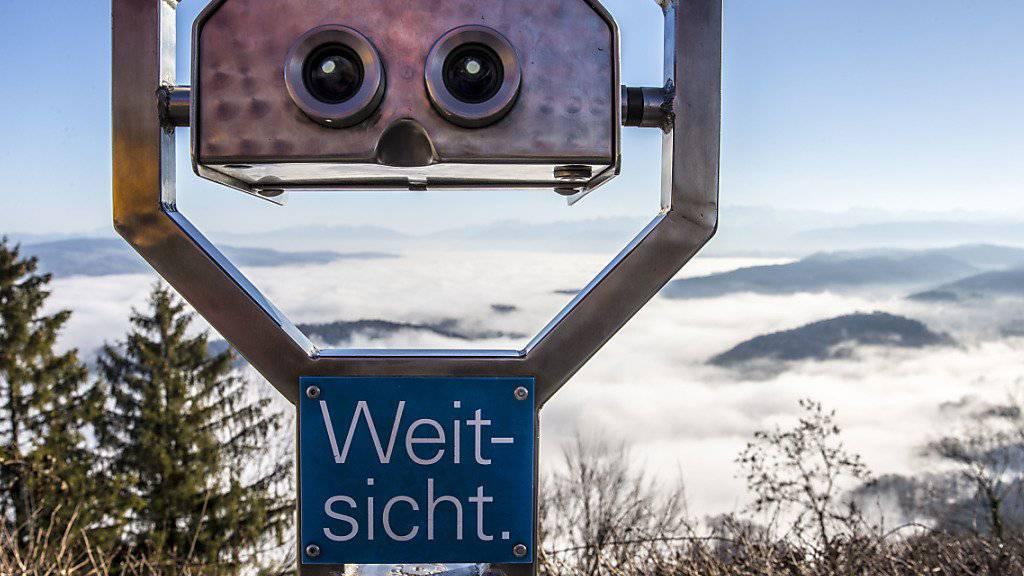 Weiterhin gute Aussichten: Mehrheit der Schweizer Unternehmen erwarten 2019 eine weiterhin gute Wirtschaftsentwicklung. (Symbolbild)