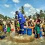 Die Wasserversorgung ist einer der Schwerpunkte des Hilfswerks.