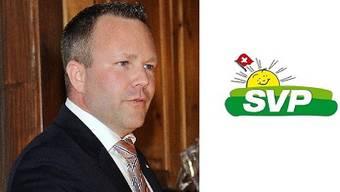 Silvio Jeker, Präsident der SVP Kanton Solothurn