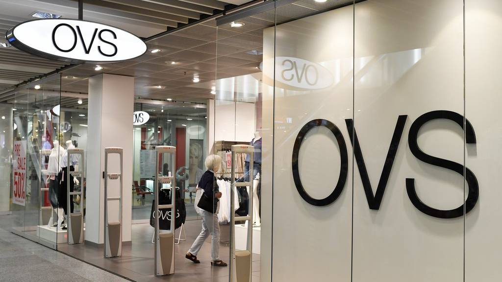 Der Totalausverkauf bei OVS läuft unerwartet gut - erste Filialen schliessen bereits diese Woche.