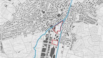 Aktuelles Beispiel: In Oberwil möchte der Gemeinderat mit Eisweiher Plus das Ortszentrum mit einem neuen Wohnquartier und einem öffentlichen Park verstädtern.