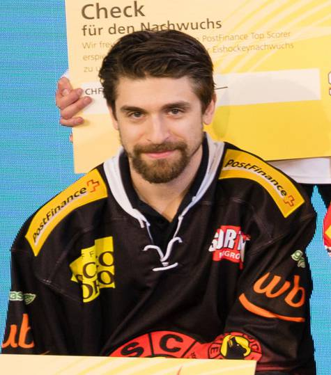 Mark Arcobello, SC Bern