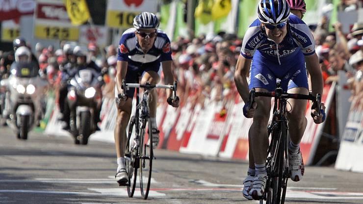 Bereits 2006 war Arlesheim Zielort einer Etappe der Tour de Suisse.