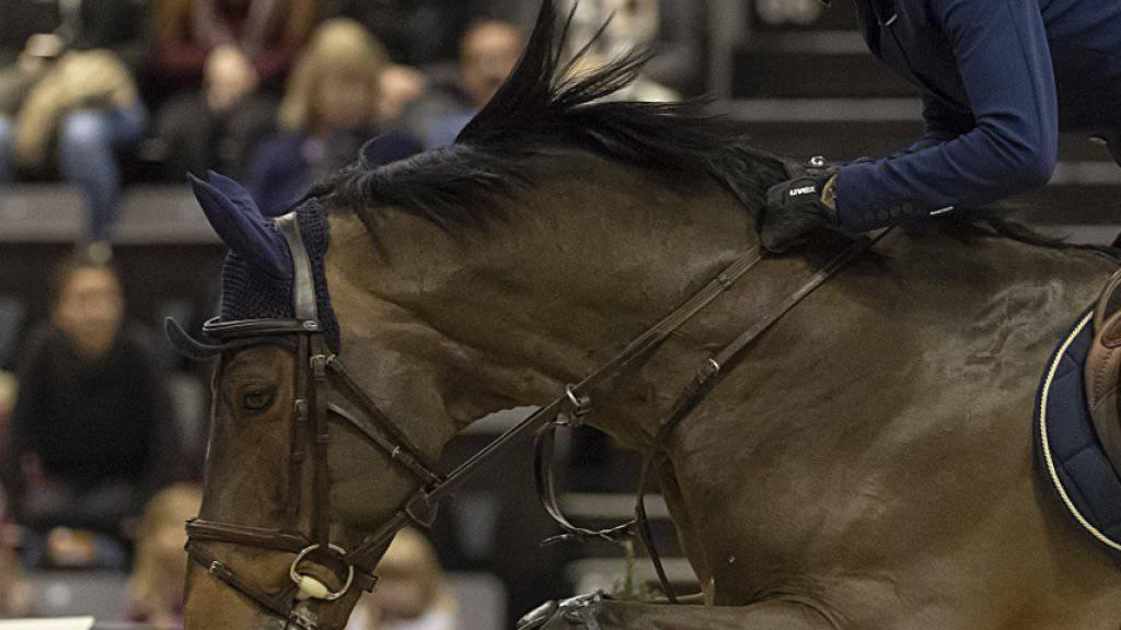 Martin Fuchs gewinnt den Grand Prix in Madrid