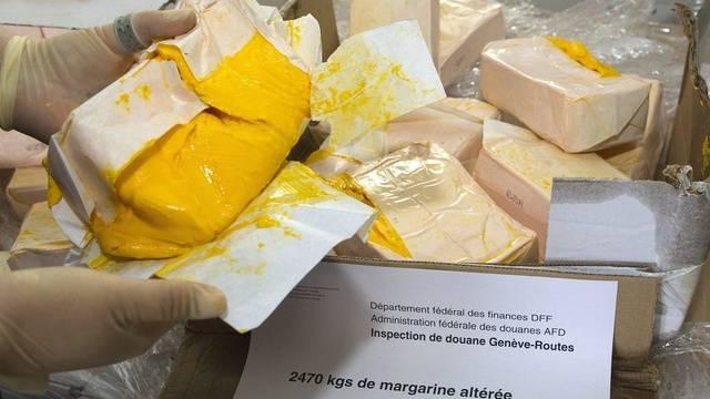 90 Stunden ungekühlt unterwegs: Margarine endet am Zoll in Genf