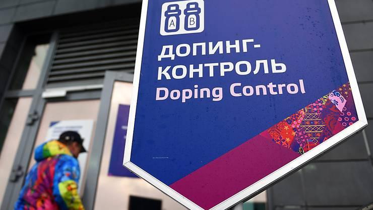 Fünf russische Biathleten stehen im Fokus der österreichischen Dopingermittler. (Symbolbild)