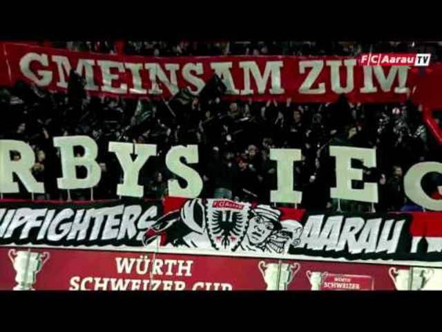 FC Aarau - FC Luzern Cupvorschau 2017