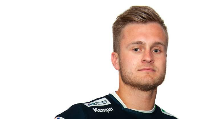 Kreisspieler Andreas Heyme wechselt von GC Amicitia Zürich zum STV Baden Handball.