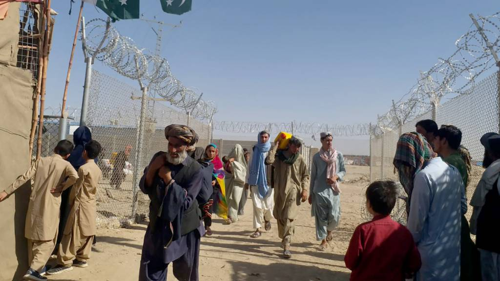 Nach Taliban-Machtübernahme: In Afghanistan geht das Bargeld aus