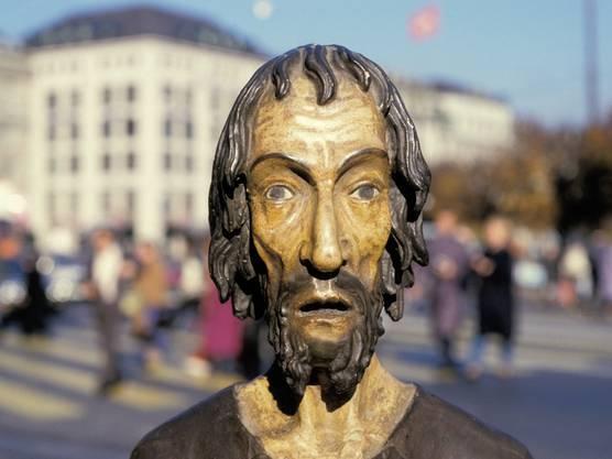 Niklaus von Flüe, oder auch als Bruder Klaus bekannt, lebte  von 1417 bis 1487