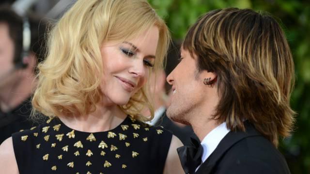 Nicole Kidman und Keith Urban (Archiv)