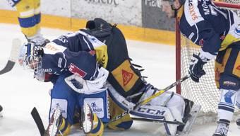 Zug schwang am Ende mit Goalie Tobias Stephan obenauf
