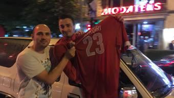 So feiert der Kosovo das Spiel Schweiz-Serbien