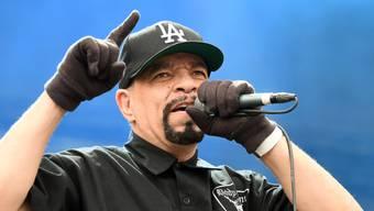 US-Rapper Ice-T hat eine Bitte: Amazon-Lieferanten sollen als solche zu erkennen sein - beinahe hätte er nämlich einen Unschuldigen erschossen. (Archivbild)