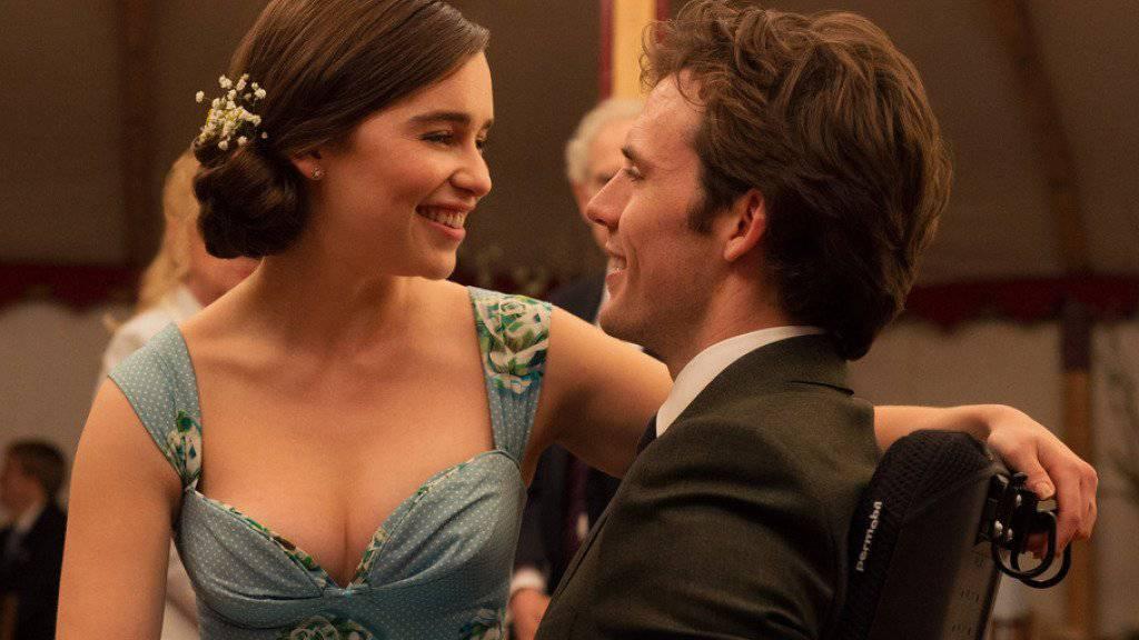 """Emilia Clarke (l) und Sam Claflin spielen in """"Me Before You"""" die Hauptrollen (Archiv)"""
