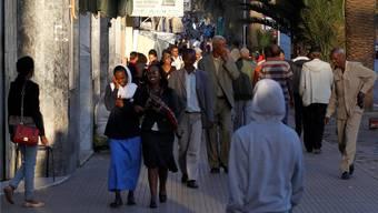 In der eritreischen Hauptstadt Asmara zieht das Leben wieder ein.