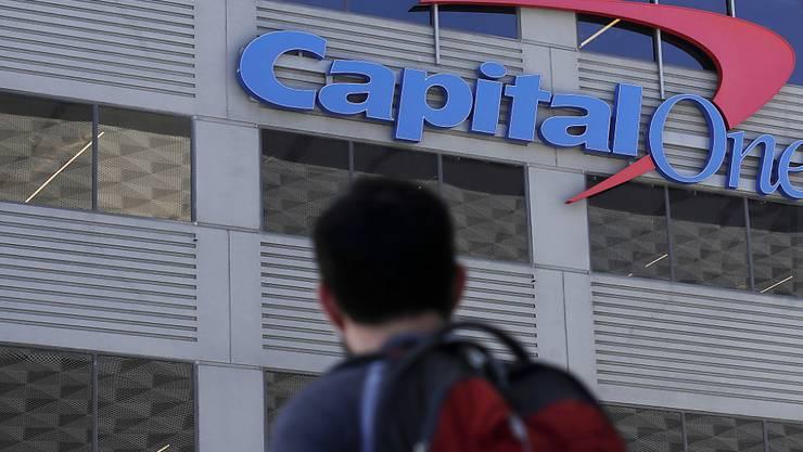 Ein Hacker hat Daten von Millionen Bankkunden bei Capital One erbeutet. (Archivbild)