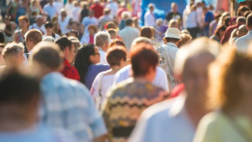 In der Schweiz leben immer mehr Menschen