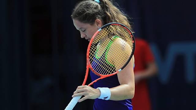 Patty Schnyder spielt in Indian Wells