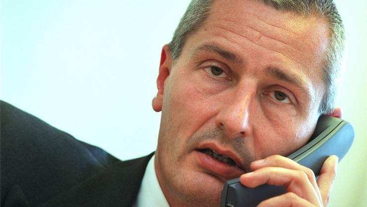 Ex-Botschafter und Ex-Geheimdienstler Jacques Pitteloud wird von der Justiz im Stich gelassen. Monika Flückiger