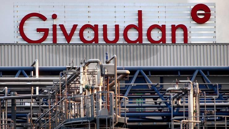 Givaudan erreichte trotz der Coronakrise die Geschäftsziele.