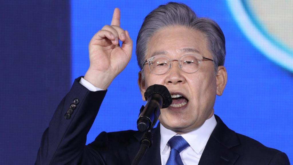 Südkoreas Regierungspartei nominiert Präsidentschaftskandidat