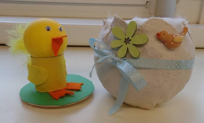 für Ostern bereit