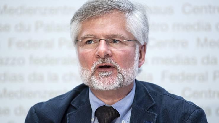 Rudolf Hauri ist Präsident der Kantonsärztekonferenz.