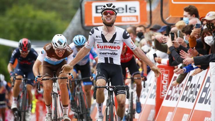 Ist der beste Schweizer Radfahrer des Jahres 2020: Wunderkind Marc Hirschi.
