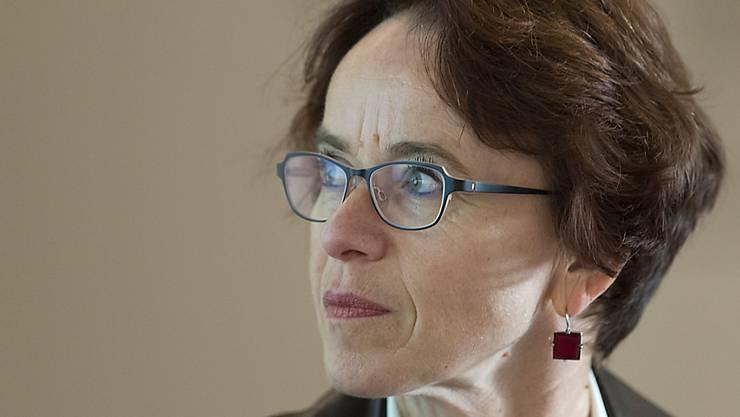 Eva Herzog, Finanzdirektorin des Kantons Basel-Stadt