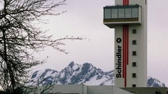 Der Hauptsitz von Schindler im luzernischen Ebikon (Archiv)