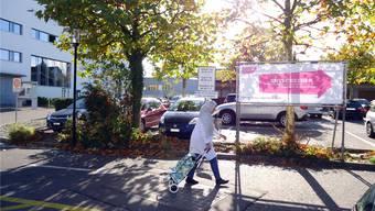 Wegen happigen Zusatzkosten sahen die Ortsbürger vom Kauf der Parzelle «Bahnhof Süd» vom Stapferhaus ab.