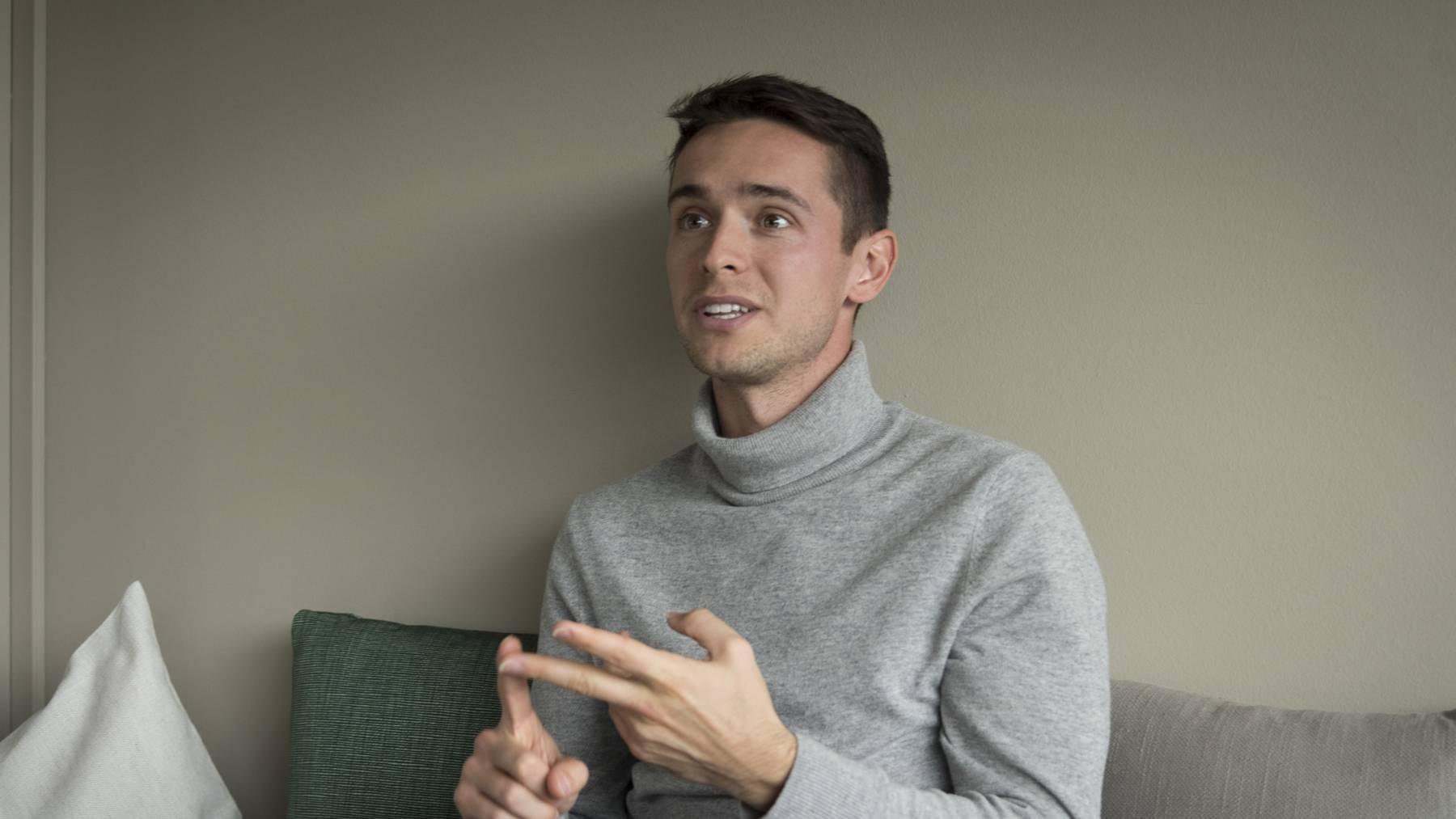 Jordi Quintillà hat mit seinen erst 26 Jahren schon viel zu erzählen.