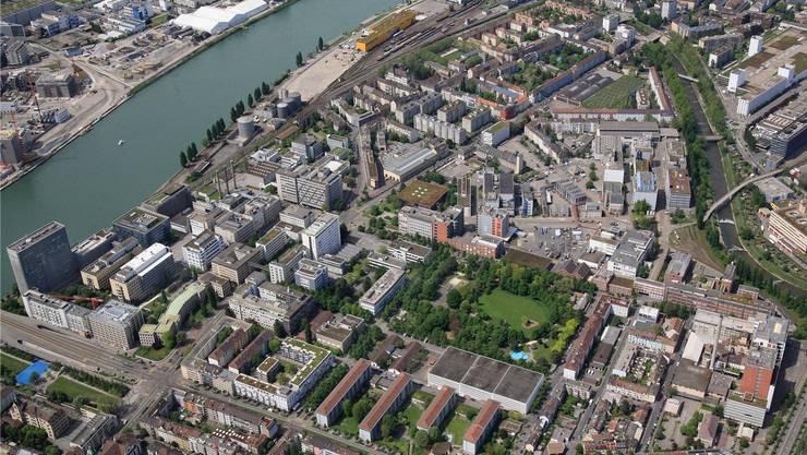 Klybeck-Areal: Wer kauft das Gelände?