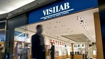 Die Optiker-Gruppe Visilab hat im Geschäftsjahr 2018 einen Bruttoumsatz von 264 Millionen Franken erzielt. (Archiv)