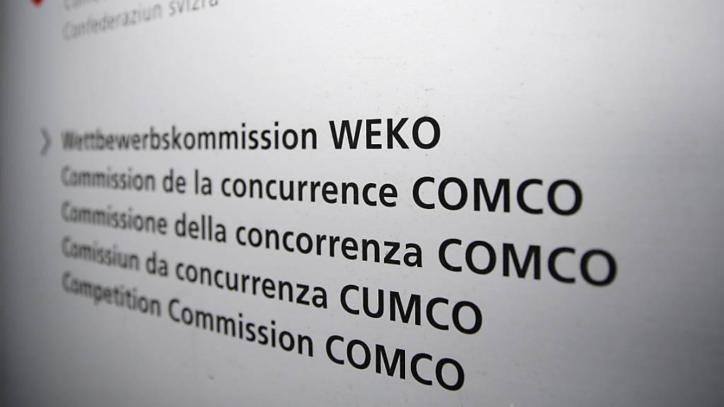 Weko startet Untersuchung gegen Pharmazulieferer