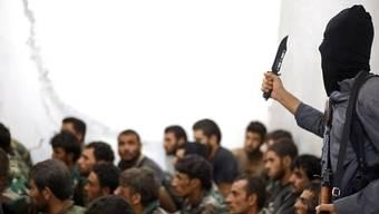 Viele IS-Legionäre haben genug – der Austritt ist aber nicht leicht. (Archiv)