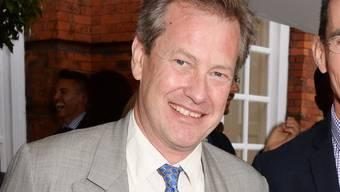 Lord Ivar Mountbatten, ein Cousin der Queen, sorgt für eine Premiere im britischen Königshaus: Er heiratet seinen Lebensgefährten. (Twitter)