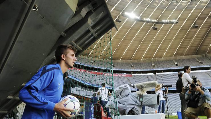Adrian Nikci wird nicht mehr als Profifussballer ins Stadion einlaufen.