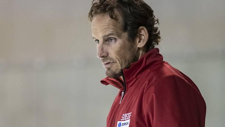 Patrick Fischer nimmt fünf Debütanten mit an den Deutschland Cup