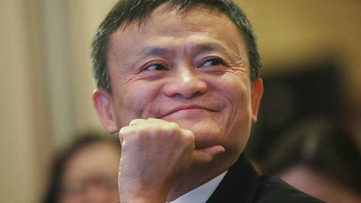 Jack Ma ist auch 2019 reichster Chinese. (Archiv)