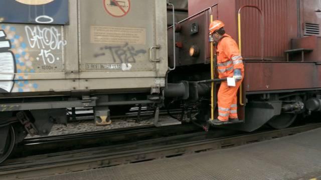 SBB Cargo fährt bald nach Taktfahrplan