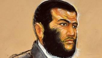 Omar Khadr entschuldigt sich vor Gericht für die Tötung eines US-Soldaten (Archiv)
