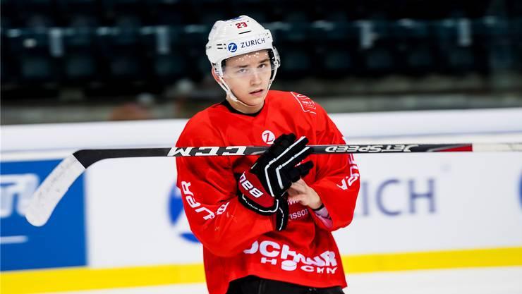Philipp Kuraschew hofft auf eine WM-Teilnahme.