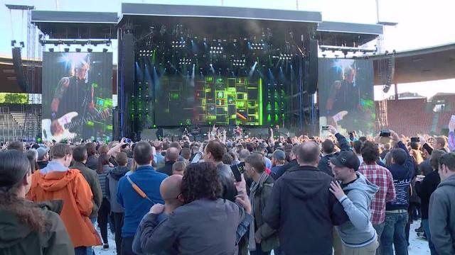 Guns N' Roses rocken das Letzigrund
