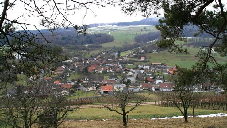 Nicht total begeistert: umstrittene Eingliederung in den Jurapark