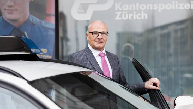 Ins Limmattal eingestiegen und beruflich aufgestiegen: Statt im Rathaus-Polizeiposten am Zürcher Limmatquai arbeitet Roland Möckli neu im Bezirksgebäude am Dietiker Bahnhofsplatz.