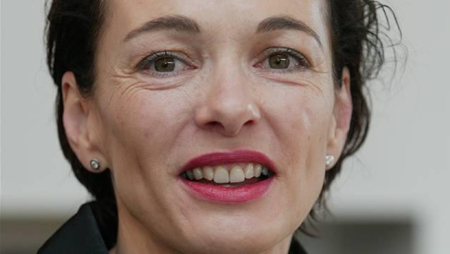 CVP-Grossrätin Marianne Binder-Keller ist neu Präsidentin der Bezirkspartei.